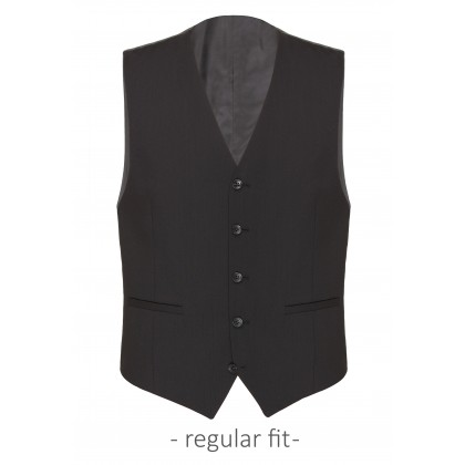CG Till suit vest as part of the perfect travel outfit / Weste/Waistcoat TRM-Till